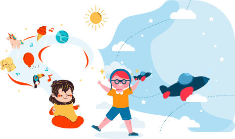 We create a positive, fun and engaging environment for your child